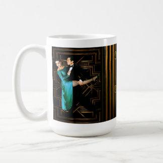 Tango Classic White Coffee Mug