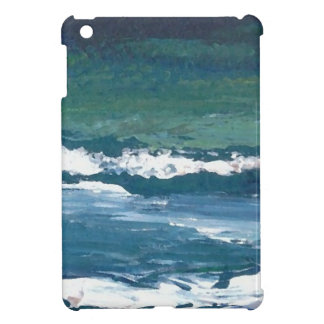 Tango of the Sea Ocean Waves Beach Decor Case For The iPad Mini