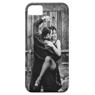 tango para el caso latino del iphone de la danza funda para iPhone 5 barely there