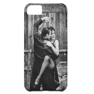 tango para el caso latino del iphone de la danza funda para iPhone 5C