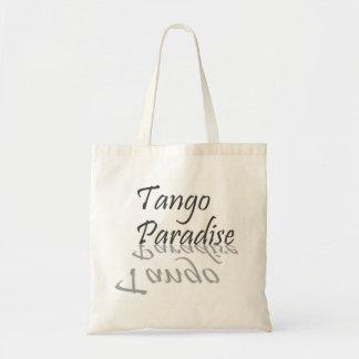 Tango Paradise Canvas Bags