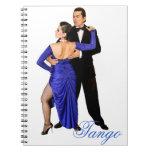 Tango Passion Cuaderno