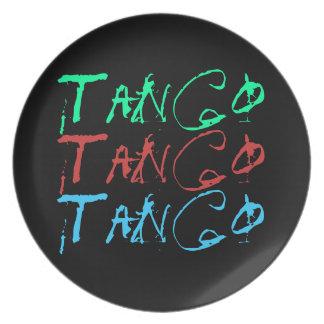 Tango Plate