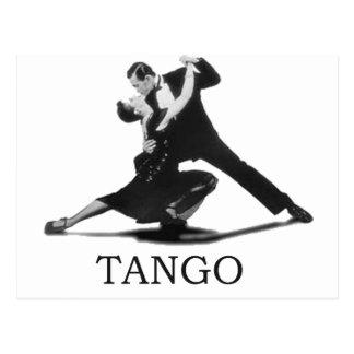 TANGO POSTCARD