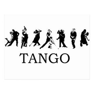 TANGO POSTCARDS