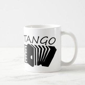 Tango Products! Classic White Coffee Mug