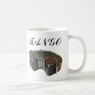 Tango Products & Designs! Argentina Music! Classic White Coffee Mug
