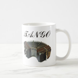 Tango Products & Designs! Argentina Music! Coffee Mug