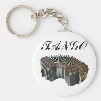Tango Products & Designs! Argentina Music! Keychain