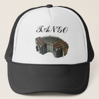 Tango Products & Designs! Argentina Music! Trucker Hat