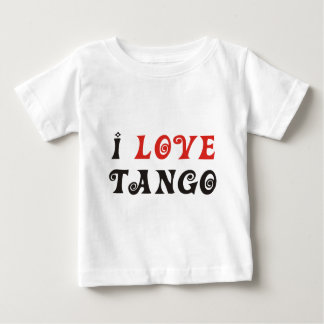 Tango Products & Designs! Baby T-Shirt