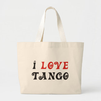 Tango Products & Designs! Canvas Bag