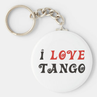 Tango Products & Designs! Keychain