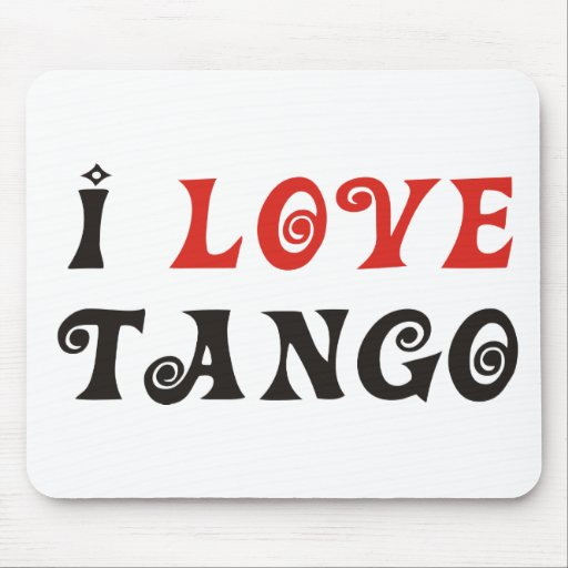 Tango Products & Designs! Mouse Pads