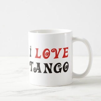 Tango Products & Designs! Coffee Mugs