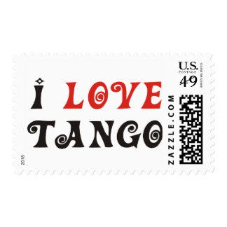 Tango Products & Designs! Postage Stamps