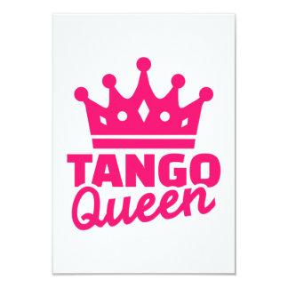 Tango queen card