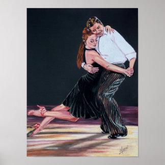 Tango sensual impresiones