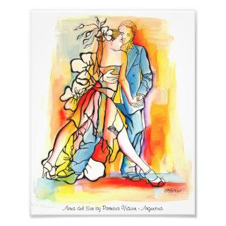 Tango sentimental de Milonga Cojinete