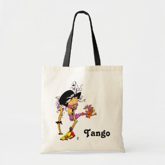 Tango Shoes - Funny Ostrich Designs Bag