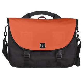 Tango sólido de la mandarina bolsa para ordenador