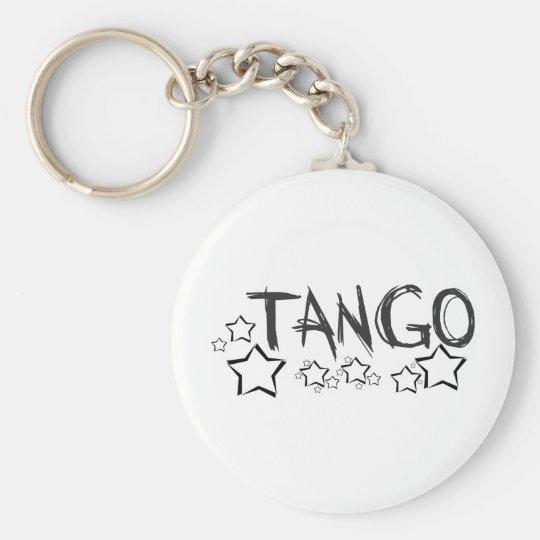 Tango Star Design! Keychain