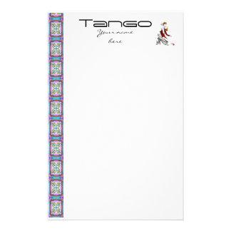 Tango Stationery 2