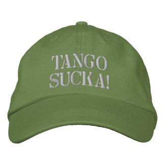 Tango Sucka! Embroidered Baseball Cap