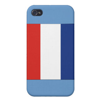 Tango (T)  International Signal Flag Cover For iPhone 4