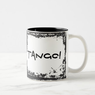 Tango Tango Two-Tone Coffee Mug