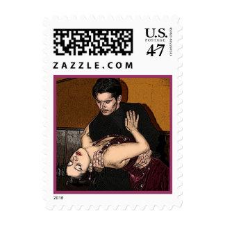 TANGO Transfusion Postage Stamp