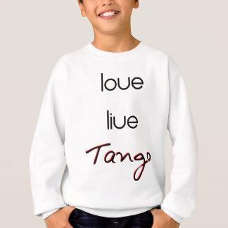 ¡Tango vivo del amor! Playera