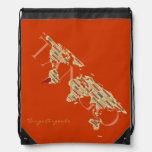 Tango world cinch bags