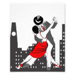 Tango y la ciudad arte fotográfico