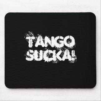 ¡TangoSucka! Cojín de ratón Alfombrillas De Raton