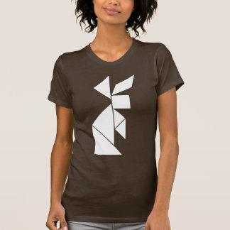tangram bunny T-Shirt