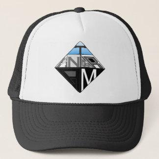 Tangram Design- Original interpretation of the Trucker Hat