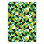 Tangram Pop Card