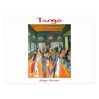 Tangueria Postcard