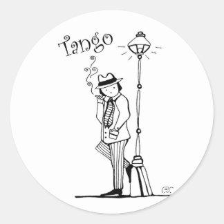 Tanguerito Compadrito Stickers