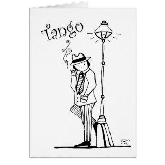 Tanguerito Compadrito Tarjeton