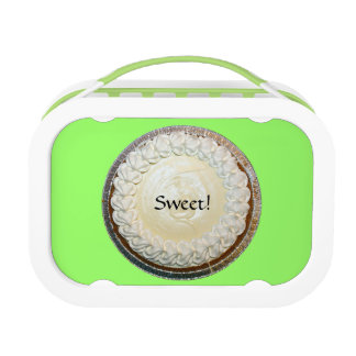 Tangy Key Lime Pie Fun Lunch Box