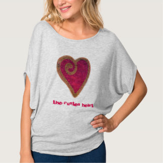 Tania's Rusted Heart top