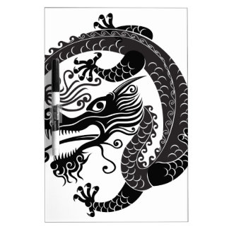 Taniwha Dragon Dry-Erase Board