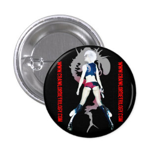 TANK 5.1 CM 缶バッジ PIN REDONDO 2,5 CM