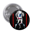 TANK 5.1 CM can badge 1 Inch Round Button