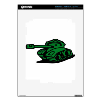 tank army skins for iPad 3