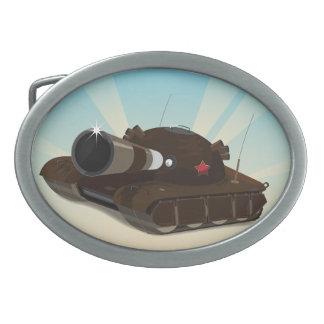 Tank Belt Buckle