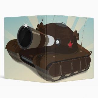 Tank 3 Ring Binders
