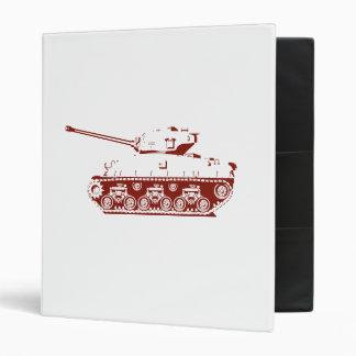 Tank Binder (red)
